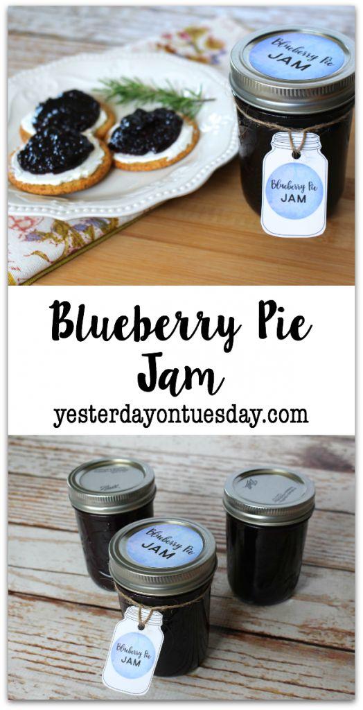 recipe: fresh blueberry jam recipe [16]