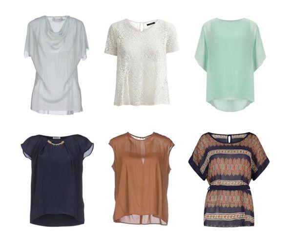 Læs om hvordan du kan style din oversize bluse. Sy den selv med SYsidens mønster ! #SY108