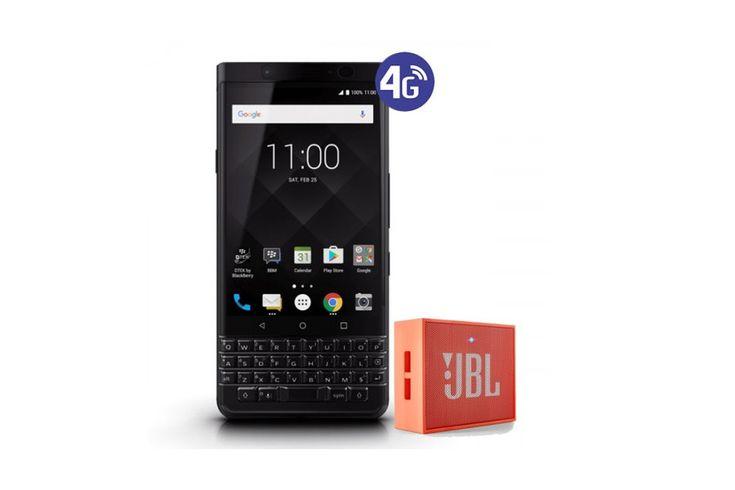BlackBerry Resmi Boyong KEYone ke Indonesia Dijual Harga Rp8.9 Jutaan