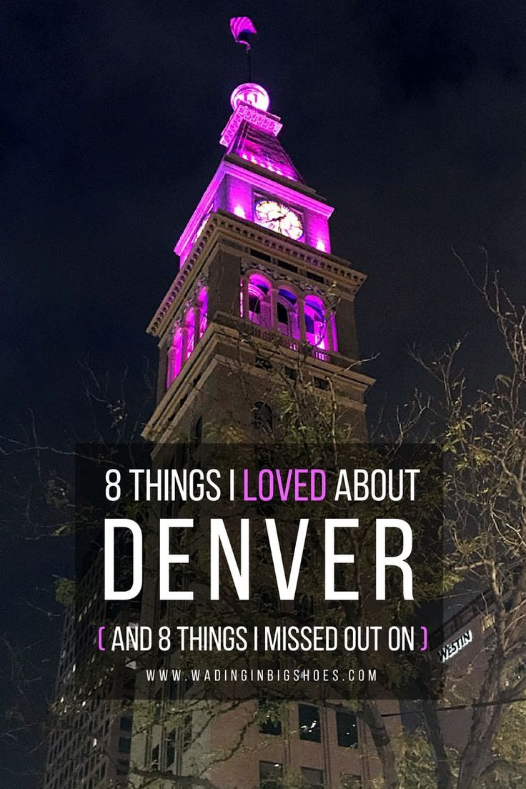 creative things to do in denver