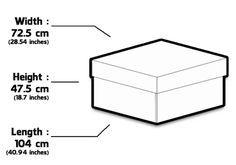 Plans to make himself his own giant shoes box ! Plans pour fabriquer soi-même sa propre boite à chaussure géante ! English Sizes Dimensions en Anglais