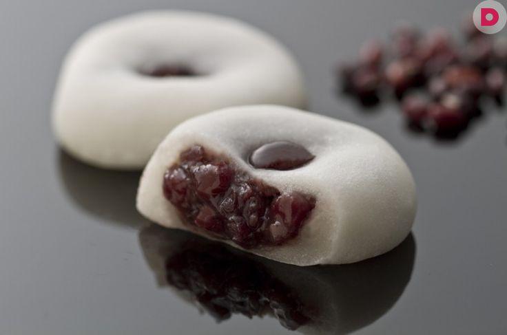 Японская сладость вагаси моти