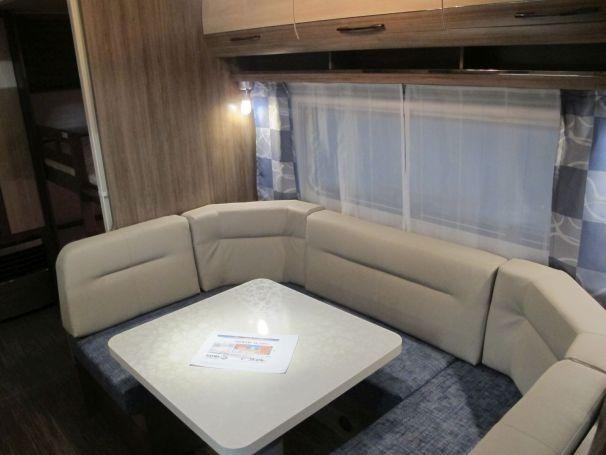 Raema Caravans - Hobby. 545 KMF de Luxe.