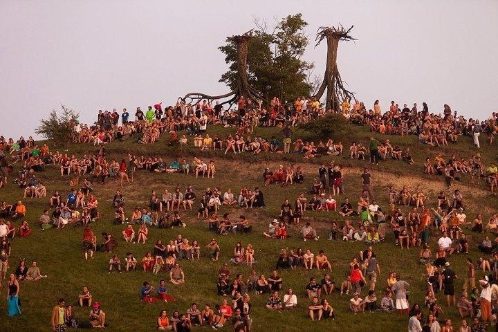 Ozora Festival - Hungary #festivals #hungary #music #travel