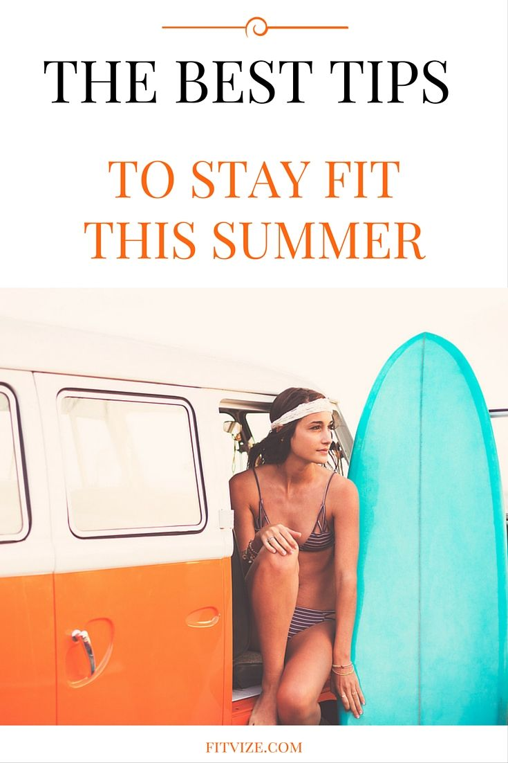 We are here to share our personal experience on how healthy lifestyle enthusiasts behave on summer holidays and give you some insights into how to treat yourself to a holiday without severe restrictions or feelings of guilt afterwards. https://fitvize.com/2016/07/13/how-to-stay-fit-on-your-summer-vacation-your-ultimate-fit-guide-for-all-in-resort-7-fit-summer-hacks/
