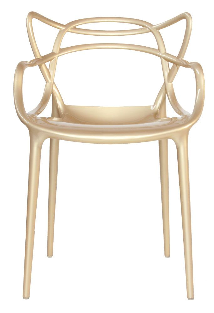 Replica Philippe Starck Masters Chair Metallic You