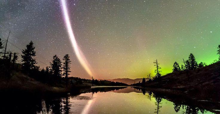 Táto fotografia priviedla vedcov k objavu nového prírodného úkazu.