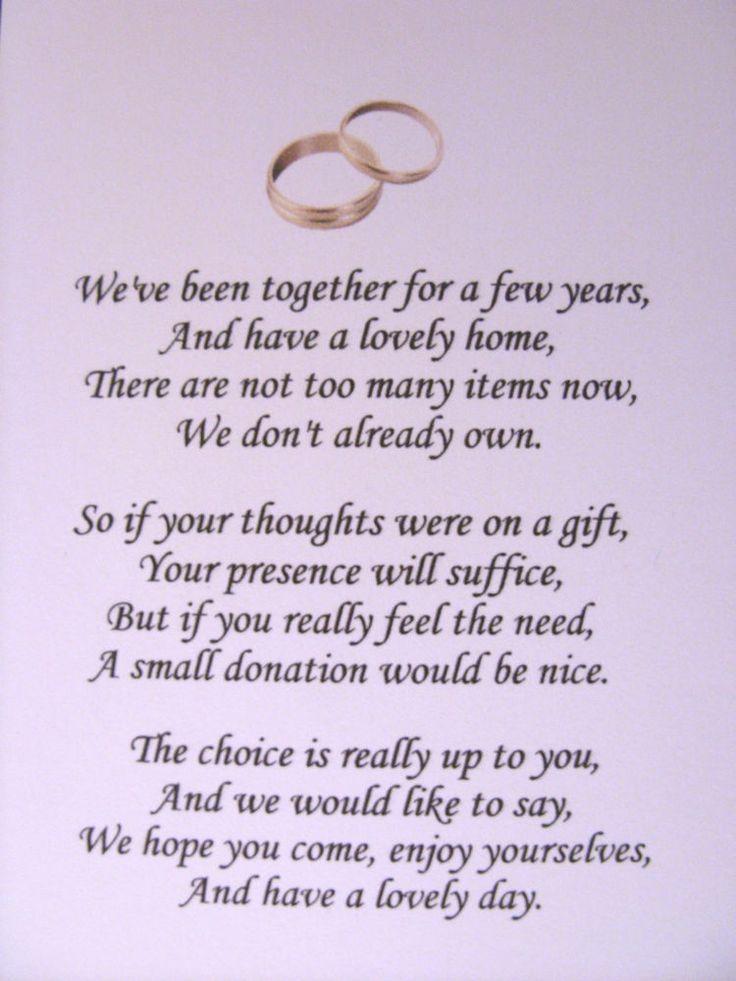 Invitation Poems For Wedding Asking Money Invitationjpg