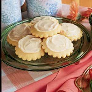 Sour Cream Cutout Cookies Recipe