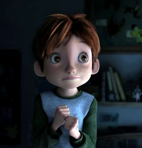 Say hello to the boy who first believed in Jack Frost - Jamie Bennett. He's a hero.