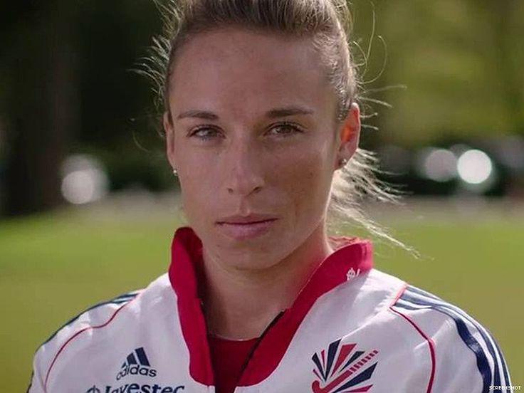 Rio 2016 - Susannah Townsend - UK, field hockey