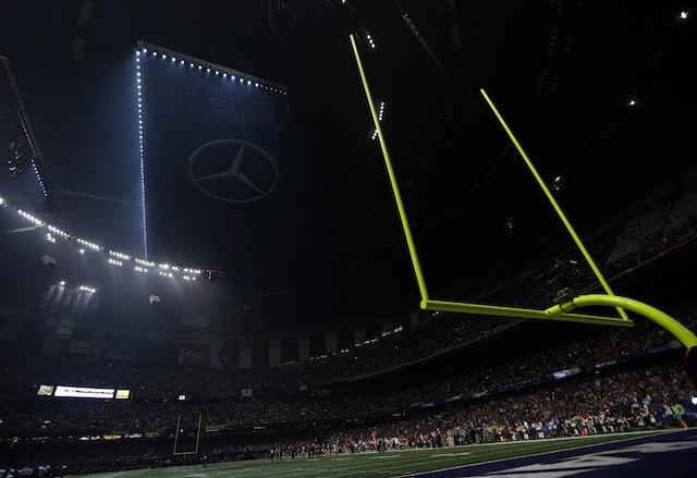 Power outage - Superdome - Super Bowl XLVII