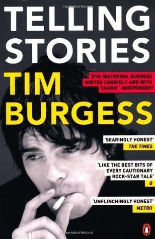 Tim Burgess - Telling Stories $20