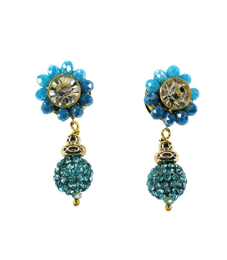 Elizabeth Wahyu Accessories          Made with Syntetic Crystals, Zirconia							 							 #earrings #jewellery #accessories   #handmade #bauble  www.elizabethwahyuaccesories.com