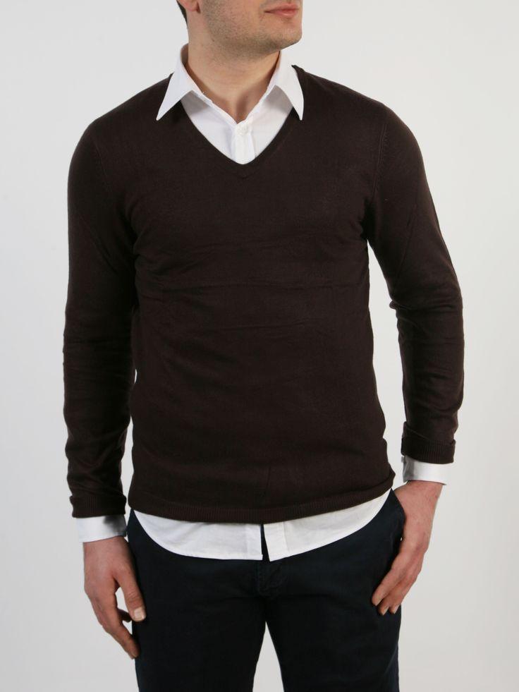 ENOS: Men's Long Sleeve T-Shirt