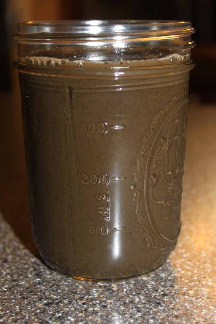 Although not appetizing to drink -compost tea is great for your plants!
