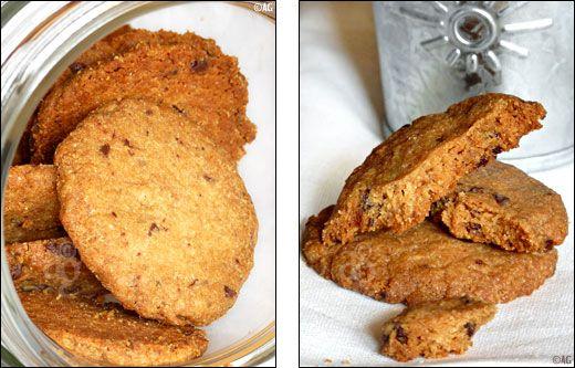 C'est la curiosité qui m'a poussé à tester ces biscuits … Imaginez des biscuits sans farine, avec seulement 3 ingrédients : du beurre de cacahuète, un œuf et du sucre. Cela interpelle non ? Cette recette, que j'ai aperçu sur...