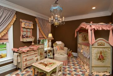 Franklin Lakes - traditional - kids - new york - Montalbano Design Group, Inc