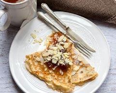 Cornets de crêpes mendiants | Cuisine AZ