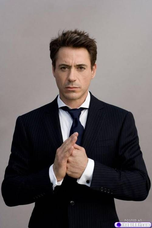 He's getting better with age... Robert Downey Jr.
