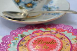 Hen accessories and Vintage Tea Parties from the Vintage Cream