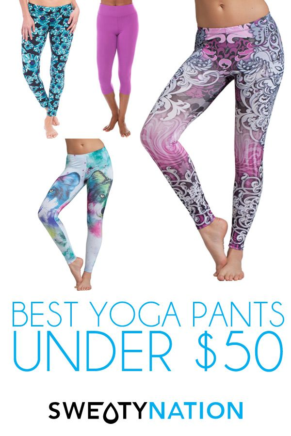 Best Yoga Pants Under $50