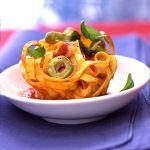 Vota su Sale&Pepe la ricetta degli sformatini di tagliatelle: croccanti e dorati fuori, morbidi e cremosi dentro, ottimi come piatto unico o come primo piatto.