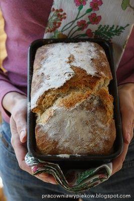 Latem szukam najprostszych przepisów. Chlebowe epopeje zostawiam na chłodne dni, a teraz staram się piec i gotować tak, by zajęło mi to mini...