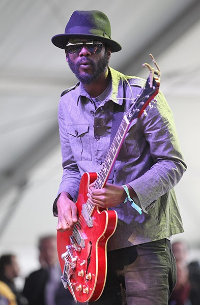 Gary Clark Jr, will you marry me?