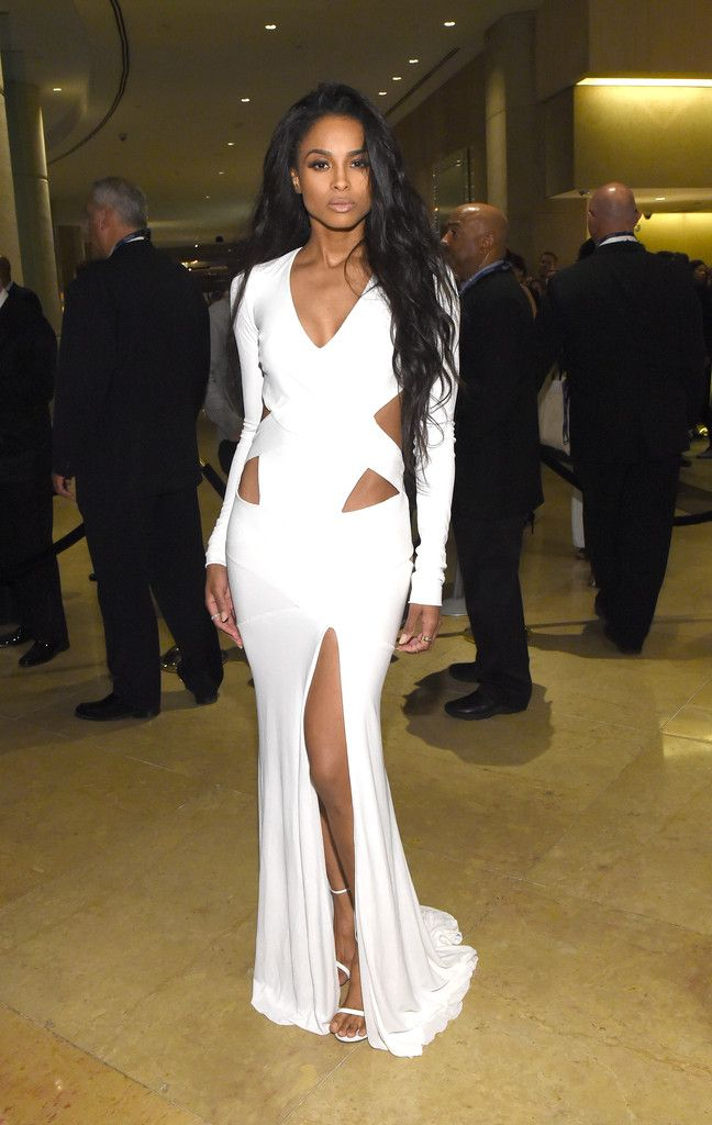 Ciara Photos - Pre-GRAMMY Gala And Salute To Industry Icons Honoring Martin Bandier - Red Carpet - Zimbio