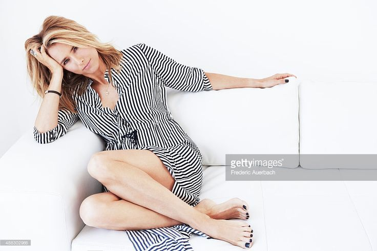 Actress Tea Leoni is photographed for Emmy Magazine on July 14, 2015 in Los Angeles, California. PUBLISHED