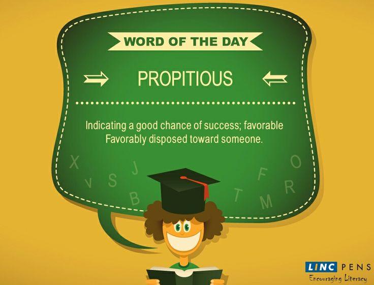 #WordOfTheDay #LincPens #EncouragingLiteracy