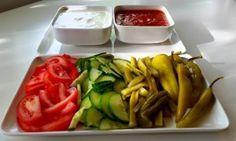 kebabsåser - vitlök och tomat