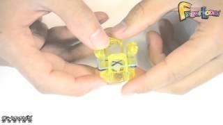 finger loom new bracelets - YouTube