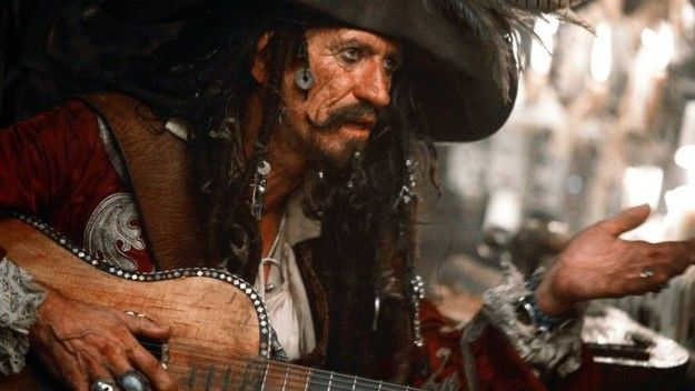 "Having to resort to saying, ""You know, the guy who played Captain Jack Sparrow's dad"" when your friend has absolutely no clue who Keith Richards is. 