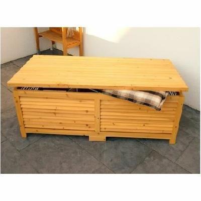 17 meilleures id es propos de coffre de rangement for Coffre en bois exterieur castorama