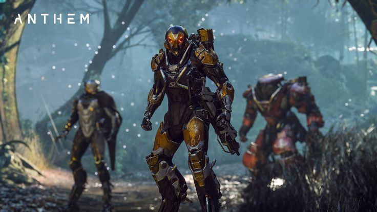 In Anthem™, a new shared-world action-RPG from EA's BioWare studio, team up with friends as Freelancers—the bold few with the courage to leave civilization b...