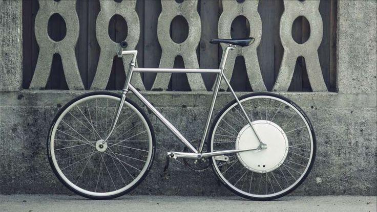 FlyKly – elektryczny napęd do każdego roweru