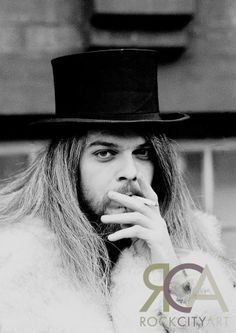 ~Leon Russell - he wore this hat with style! Description from pinterest.com. I searched for this on bing.com/images