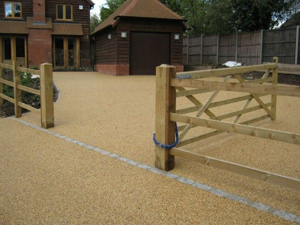 SureSet Approved Resin Bound Gravel in Dollar 3