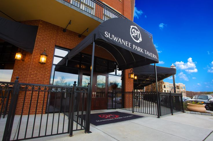 It's finally the time! The official grand opening of Suwanee Park Tavern is today! Doors open at 4:30 !