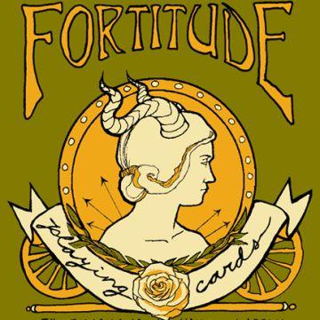 Corina Dross Art - portable fortitude