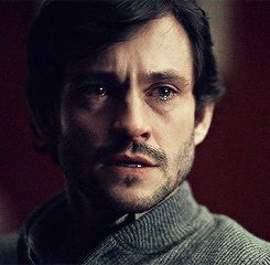 I can't. I just can't. Don't cry Will. Come, let me cuddle the sadness away