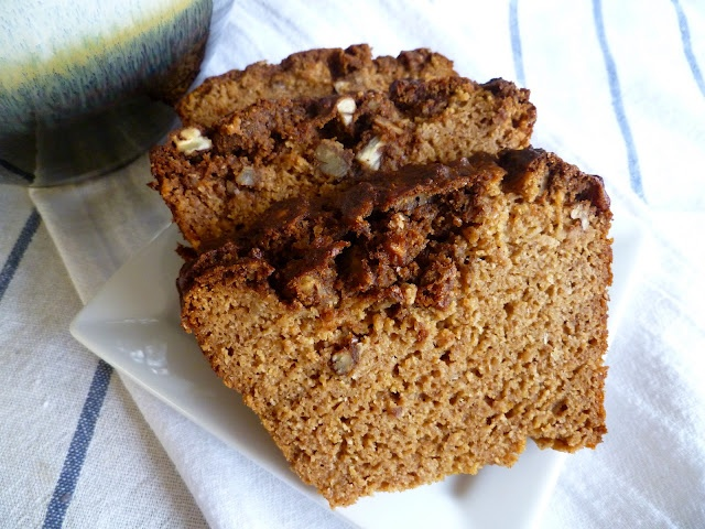 ... and Pecan Topping (grain free, gluten free and refined sugar free