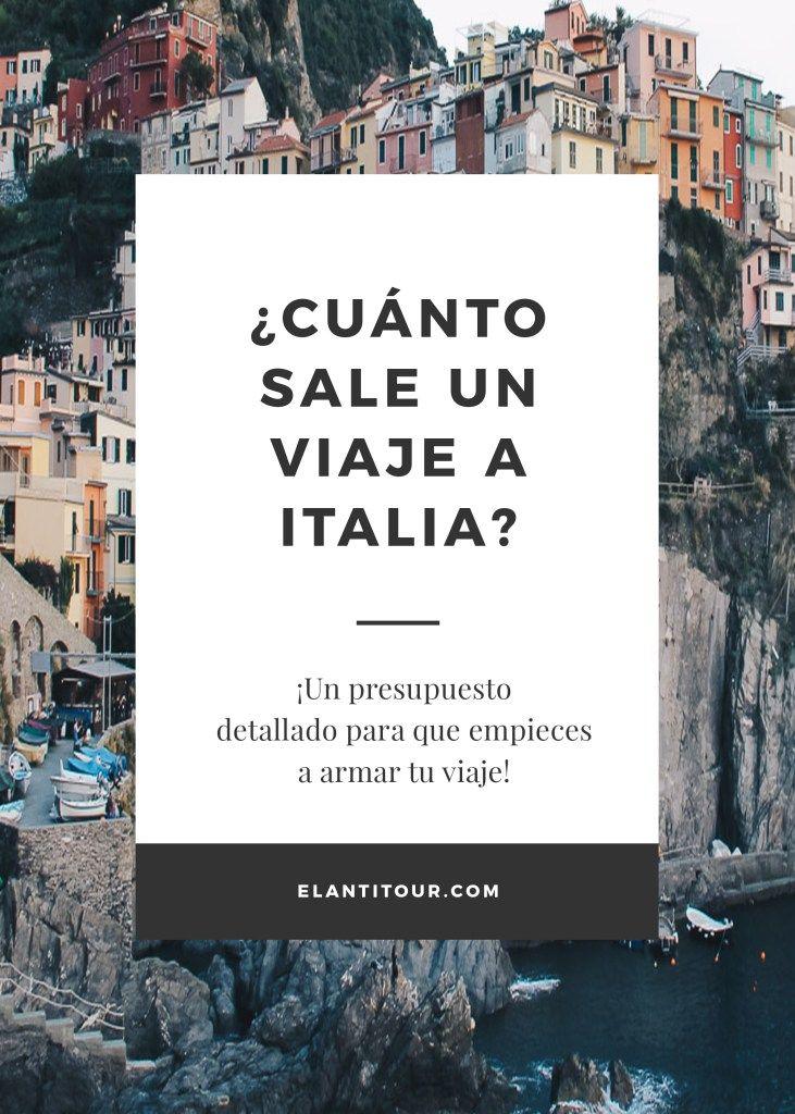 cuanto sale un viaje a italia - presupuesto para viajar a Italia - viajar a Italia - viajar a Roma