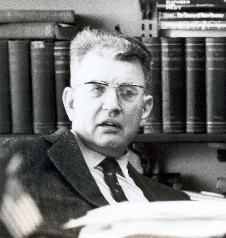 Ronald Coase (Economist)