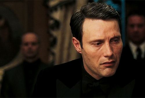 I don't have a Kool name — Mads Mikkelsen playing Lechiffre in 007 Casino...