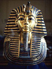 Masca lui Tutankamon