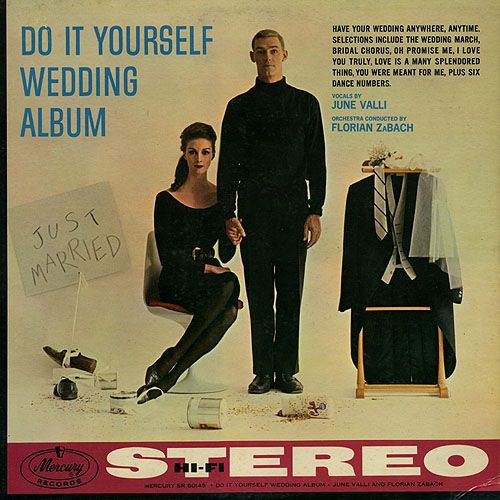 15 best absurd records images on pinterest bad album cover art do it yourself wedding album solutioingenieria Choice Image