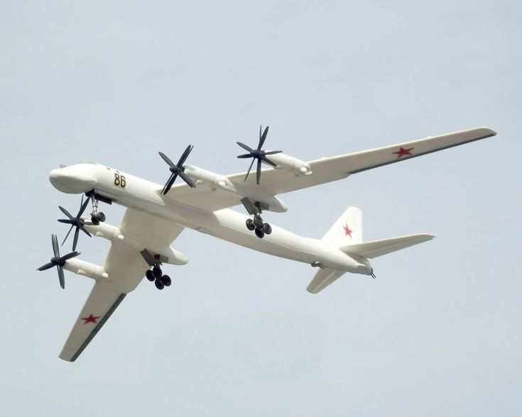 TU-20 by VEB Plasticart. Details: http://pufiland.weebly.com/planes.html